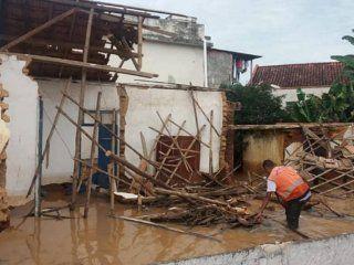 Inundaciones en Brasil ya dejó 53 muertos. Foto: odia.ig.com.br