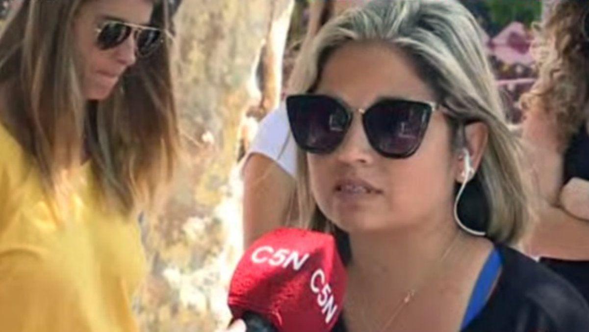 VIDEO: Brutal golpiza a una joven con parálisis parcial en Zárate