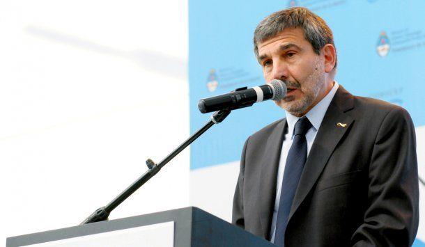 Roberto Salvarezza, ministro de Ciencia y Tecnología