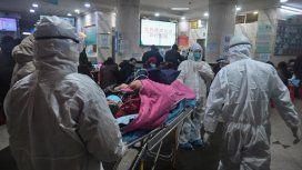 Coronavirus en China: al menos 259 muertos y más de 11 mil afectados