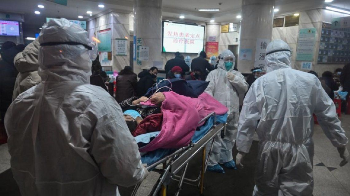 Al menos 259 muertos y más de 11 mil afectados por el coronavirus en China