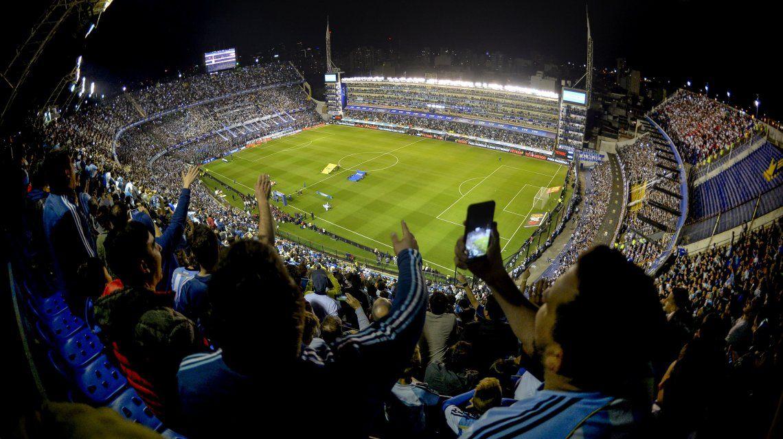 Argentina debutará en las Eliminatorias como local en La Bombonera