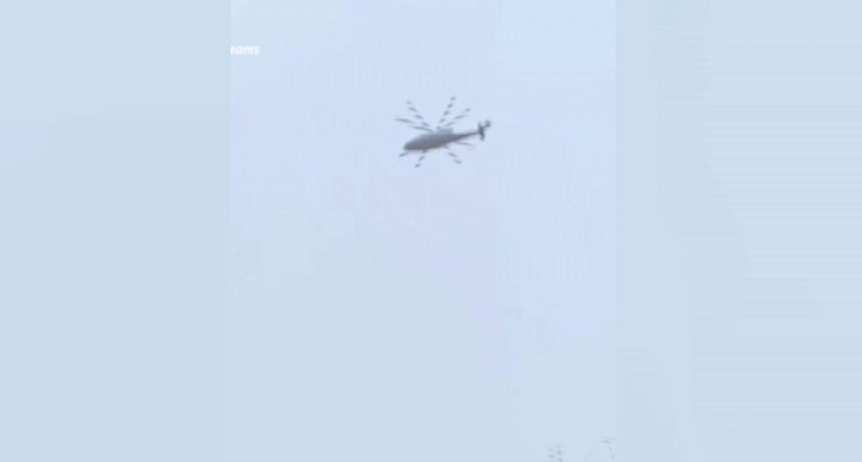 VIDEO: Las imágenes del helicóptero de Kobe Bryant minutos antes de estrellarse