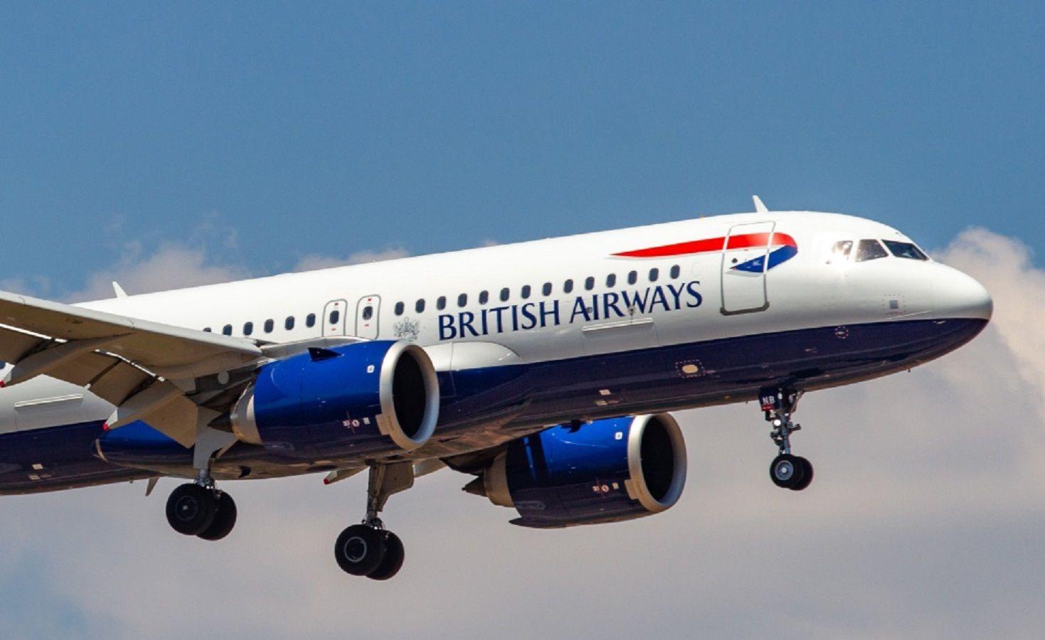 British Airways suspende vuelos a China