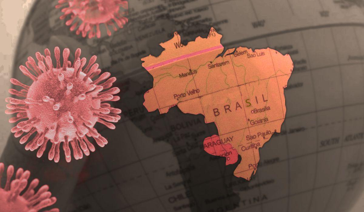 Coronavirus: alerta regional por cuatro casos sospechosos en Brasil y Paraguay