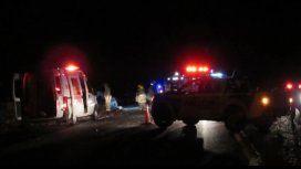 Un choque frontal dejó cuatro muertos: entre las víctimas hay una familia entera