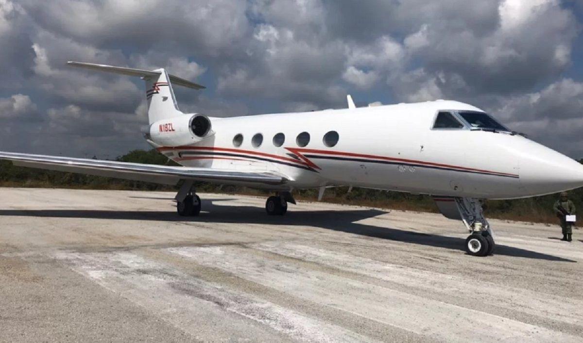 El avión con casi una tonelada de cocaína no es argentino: tiene patente de EE.UU.