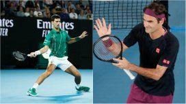 Djokovic y Federer se verán las caras en la semifinal del Abierto de Australia