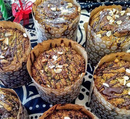 Panes dulces caseros y nutritivos de Cocina Melita.