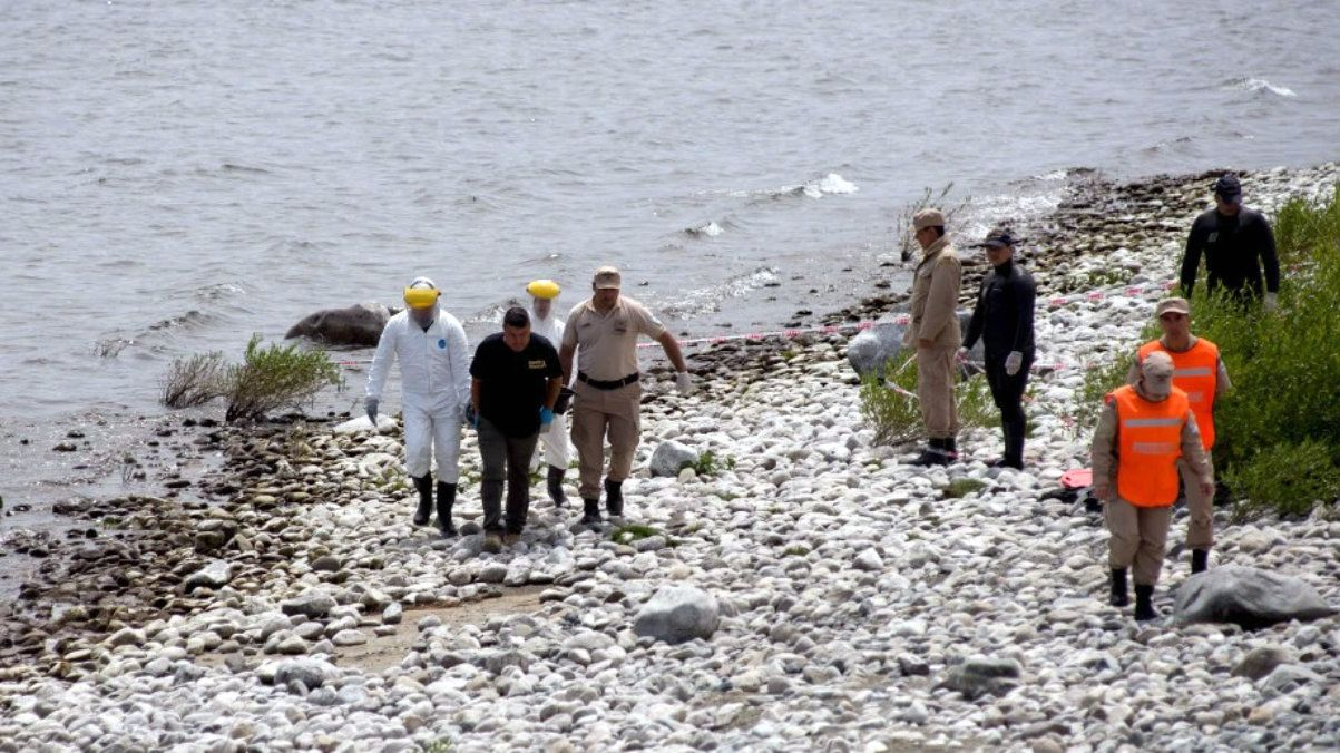 Encontraron muerto a un kayakista inglés que había desaparecido en el Nahuel Huapi