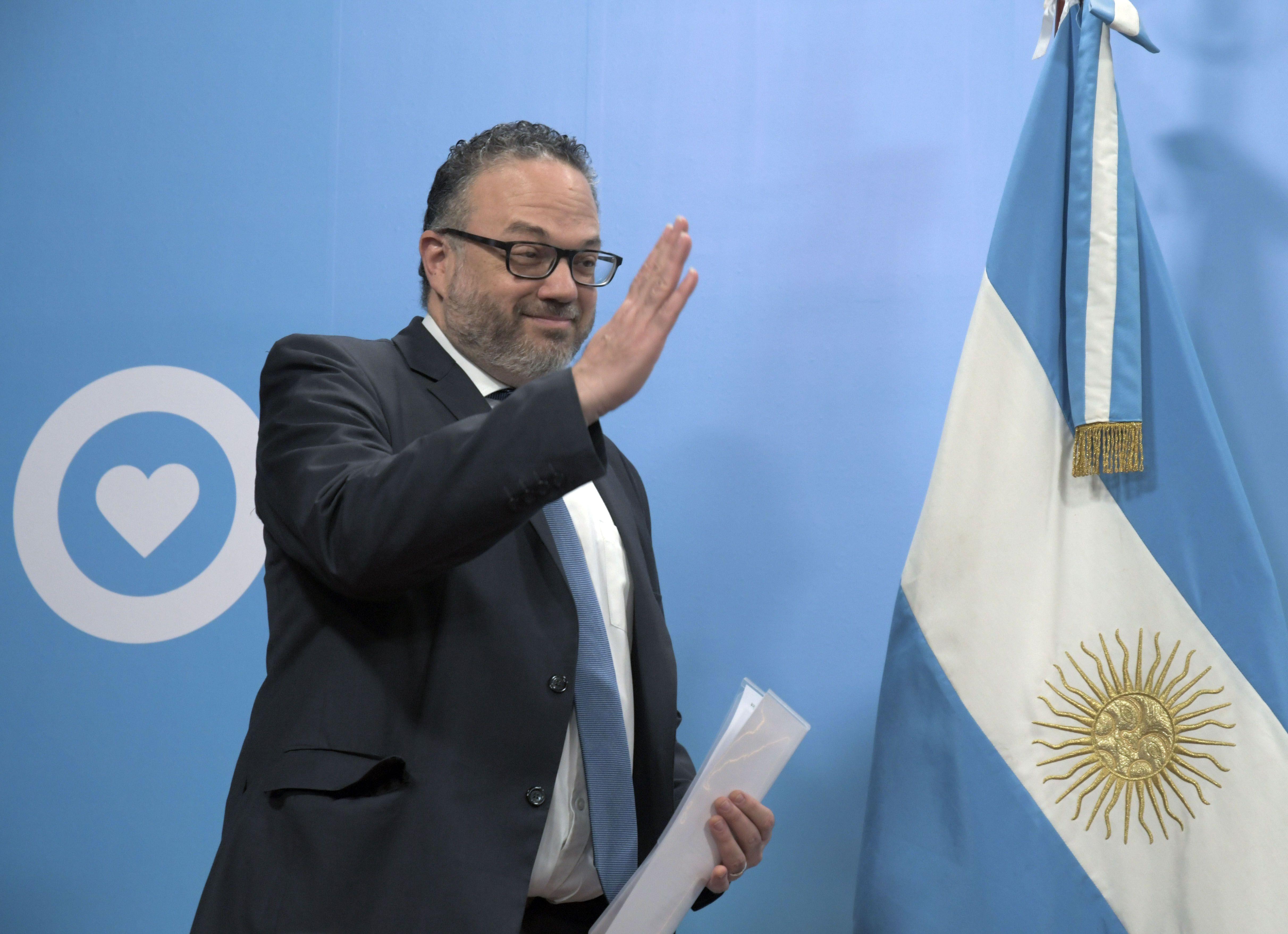 Matías Kulfas comparó a Macri con Bart Simpson: Hace travesuras y después culpa a otros