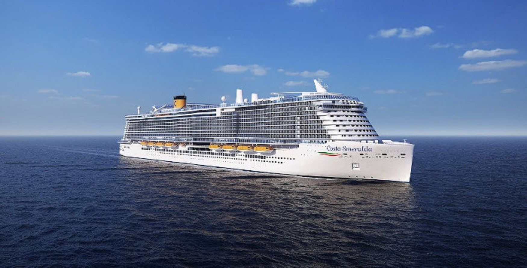 Descartan la presencia de coronavirus en el crucero varado en Italia