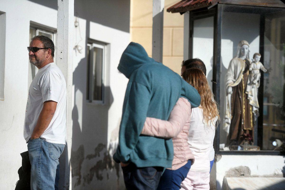 El padre de Maximiliano Thomsen visitó a su hijo en la cárcel