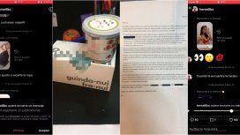 Acoso a lo You: como no le respondía cientos de mensajes se metió en su oficina y le dejó una carta