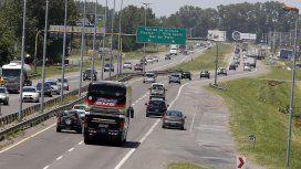 Éxodo turístico: demoras en Ruta 2 en el inicio de la primera quincena de febrero