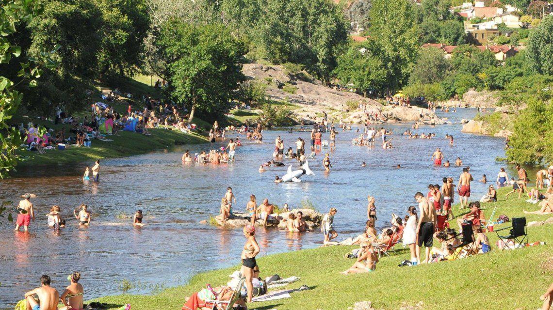 Creció el turismo interno en todas las plazas respecto al verano pasado