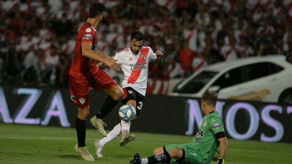 River vs Central Córdoba: hora, TV y formaciones