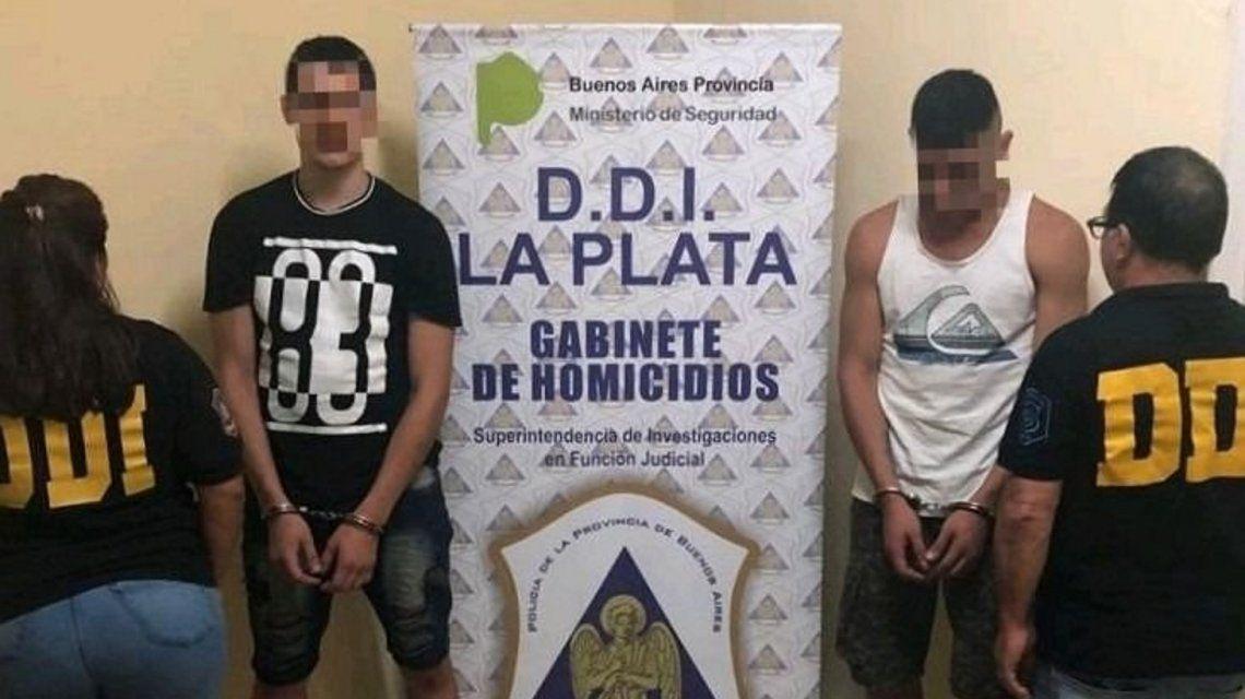 Los detenidos por el homicidio de una travesti en La Plata