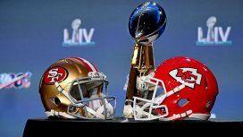 San Francisco 49ers y Kansas City Chiefs se enfrentan en el Super Bowl LIV