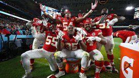 Kansas City Chiefs se quedó con el Super Bowl