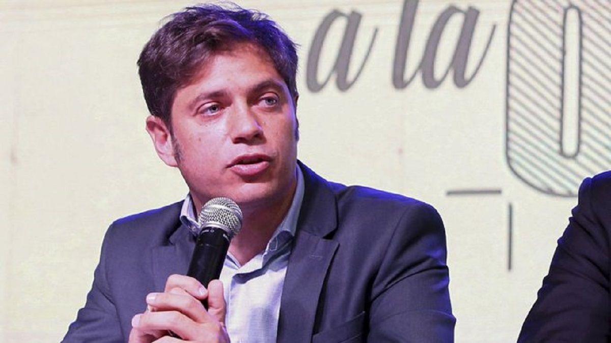 Kicillof le propuso a los tenedores del bono BP21 pagar el 30% del capital