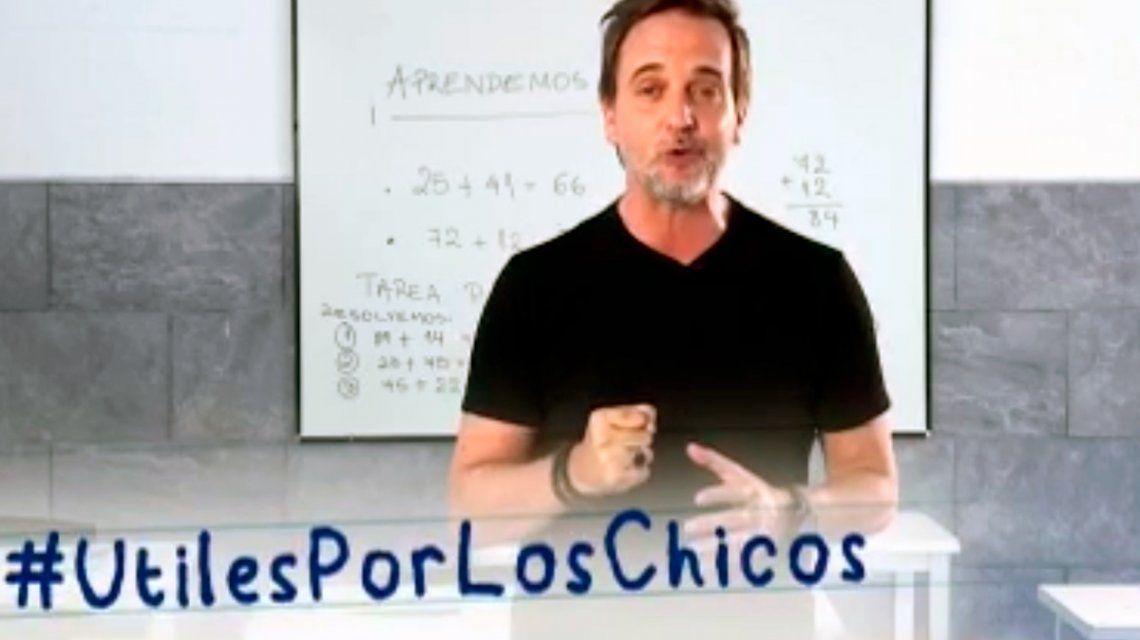 #ÚtilesPorLosChicos: la nueva cruzada solidaria de C5N