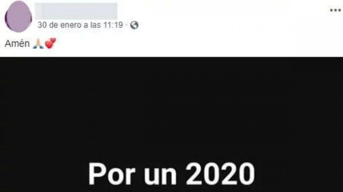Uno de los acusados de violar a una mujer en Luján de Cuyo pidió por un 2020 lleno de sexo