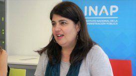 Ana Castellani, secretaria de Gestión y Empleo Público