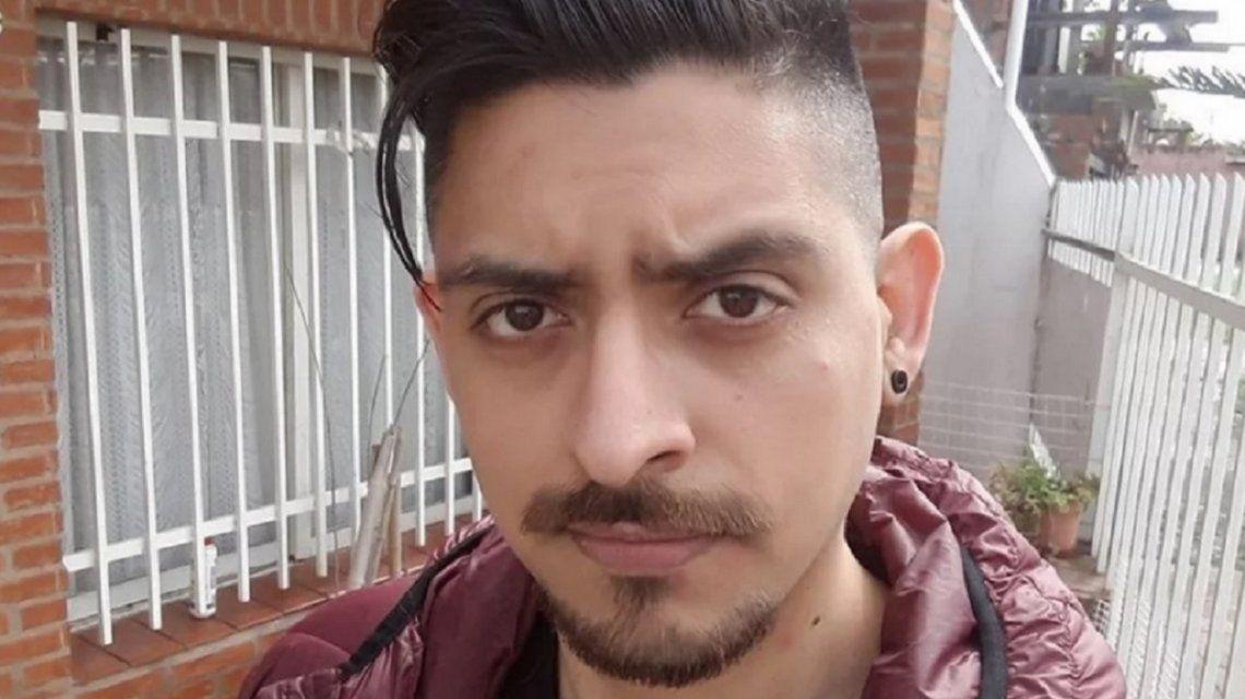 Germán Chavez cajero del Banco Nación asesinado en un intento de robo.