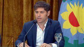 Los gremios docentes le pedirán a Axel Kicillof mantener la cláusula gatillo