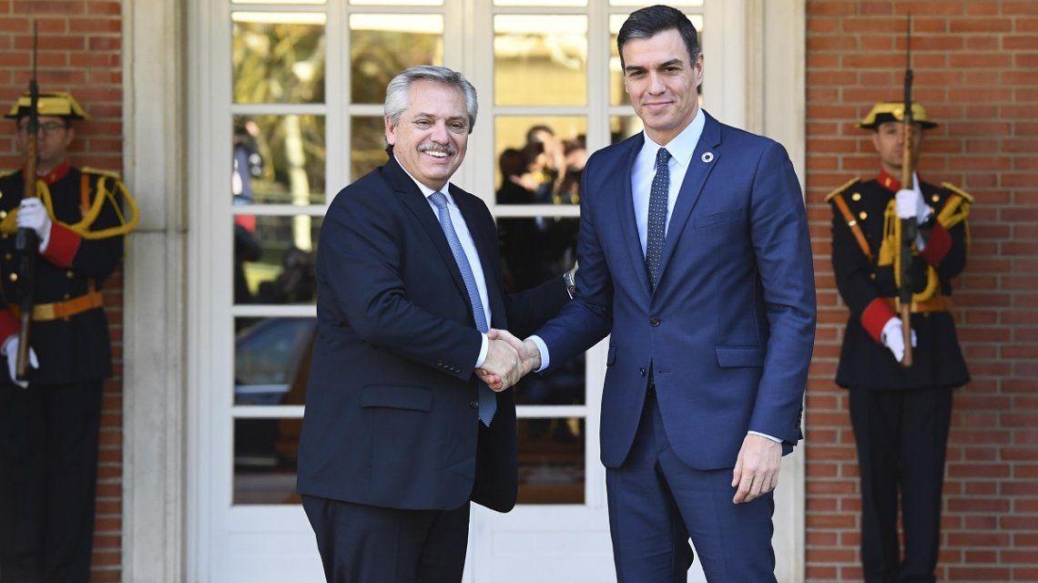 España respaldó a Argentina en su proceso de renegociación de la deuda