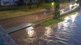 Fuerte temporal en Córdoba: familias evacuadas