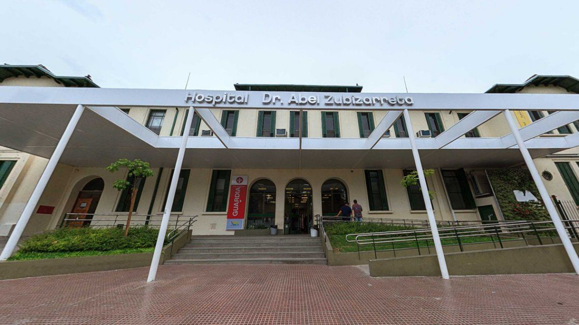 Coronavirus: detectaron un caso sospechoso en el hospital Zubizarreta de Villa Devoto