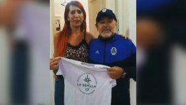 Maradona apoyó el autocultivo de marihuana medicinal para que nuestros hijos vivan mejor