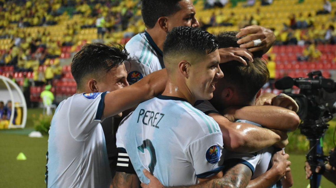 Colombia vs. Argentina por el Preolímpico Sub 23: horario, formaciones y TV