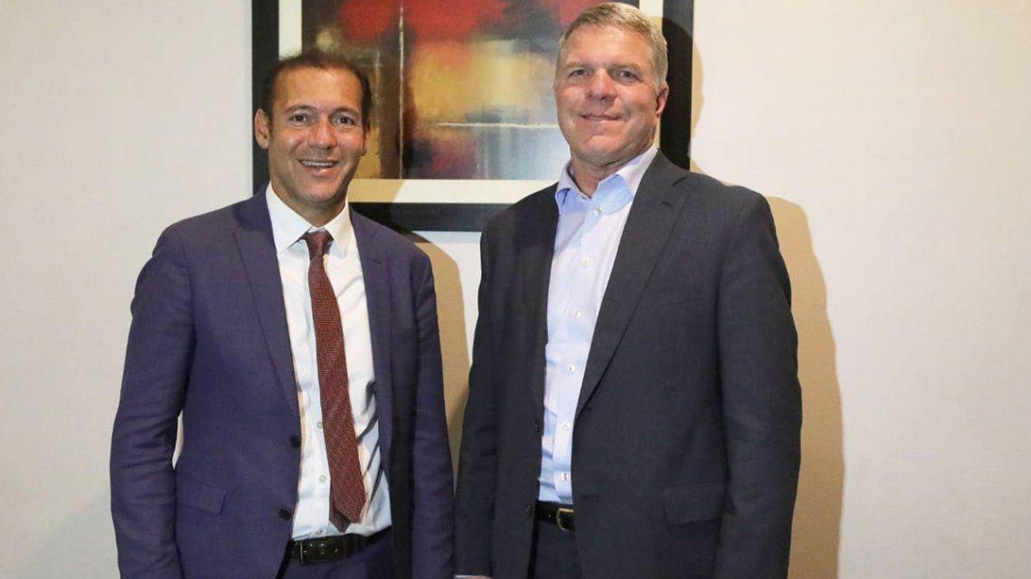 Shell y Exxon Mobile ratificaron su interés estratégico en Vaca Muerta