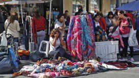 En avenida Avellaneda al 2900 se relevaron los 240 puestos