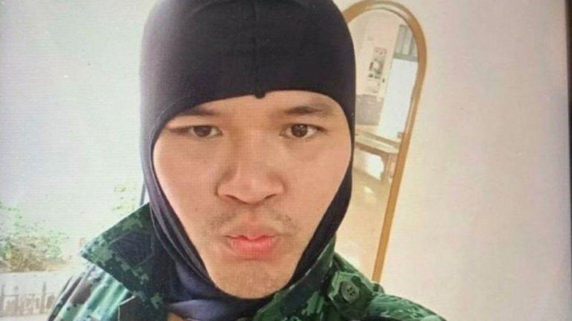 Tailandia: abatieron al soldado que atacó a civiles en un shopping