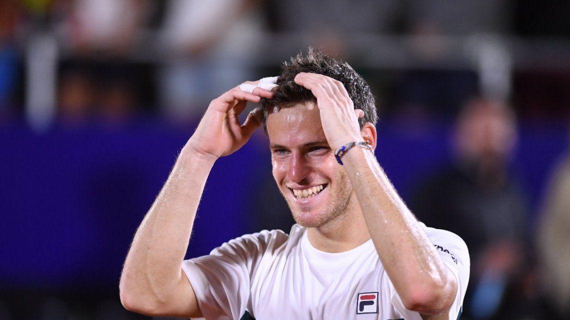 Schwartzman llegó a la final del Córdoba Open