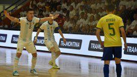 Argentina se consagró campeón de las eliminatorias sudamericanas de futsal