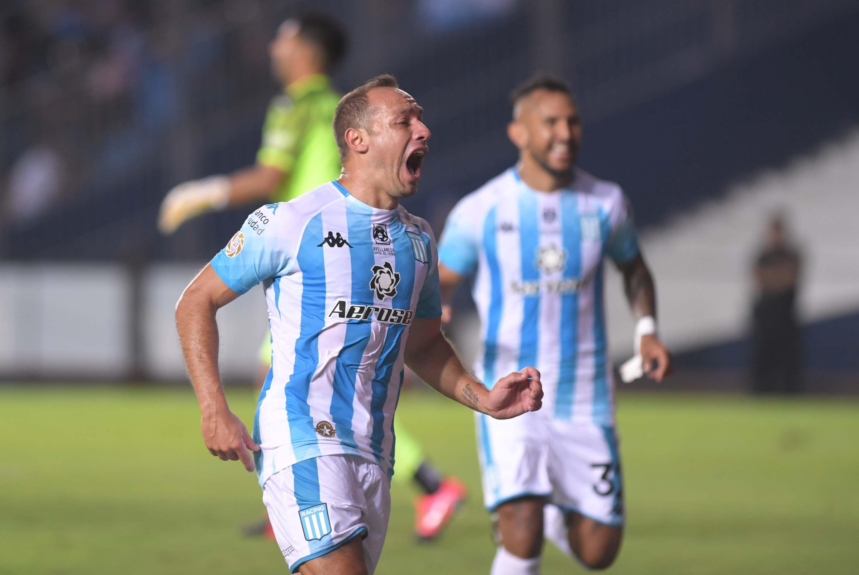 Racing le ganó a Independiente en el clásico de Avellaneda