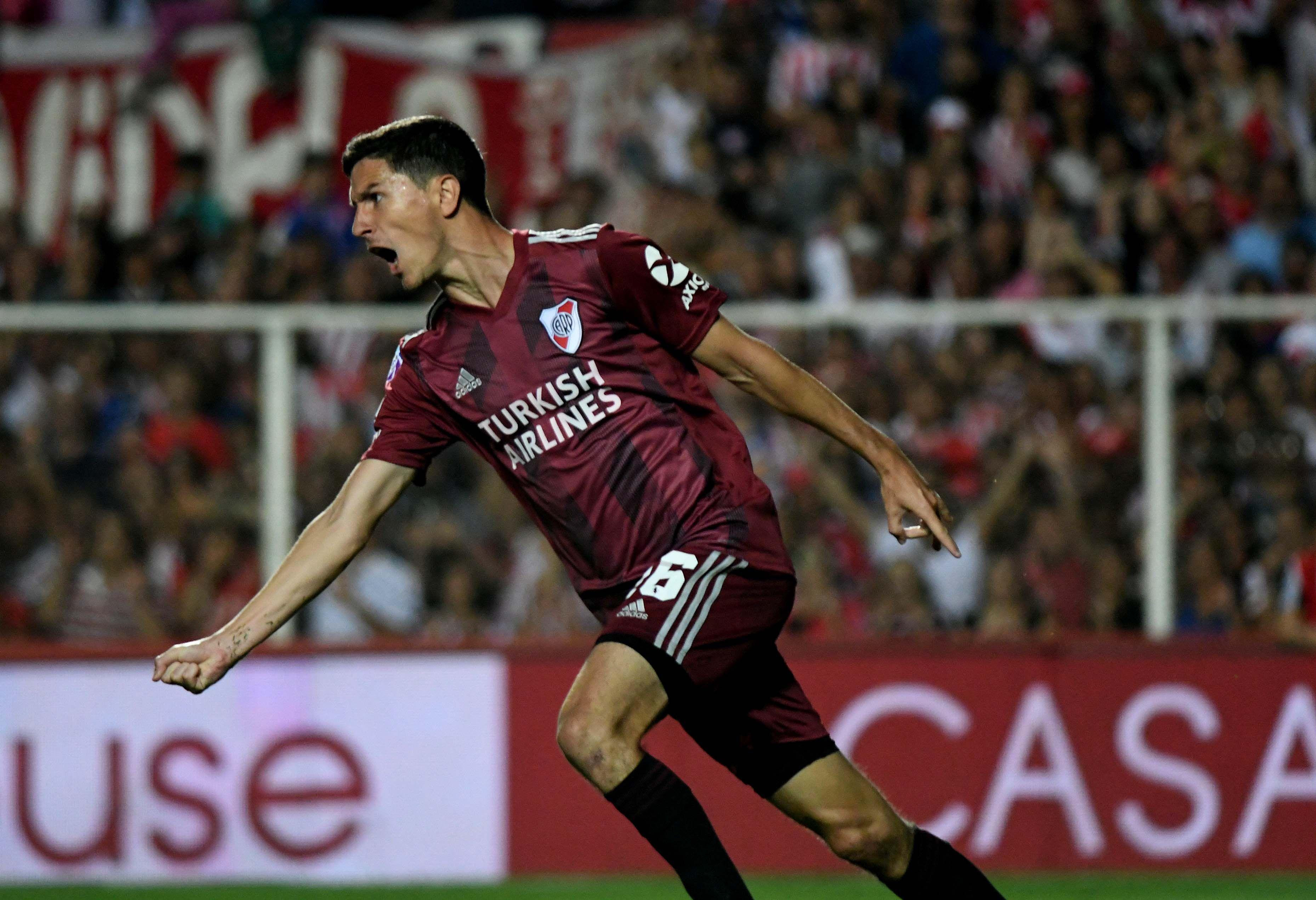 River se lo dio vuelta a Unión y sigue puntero de la Superliga
