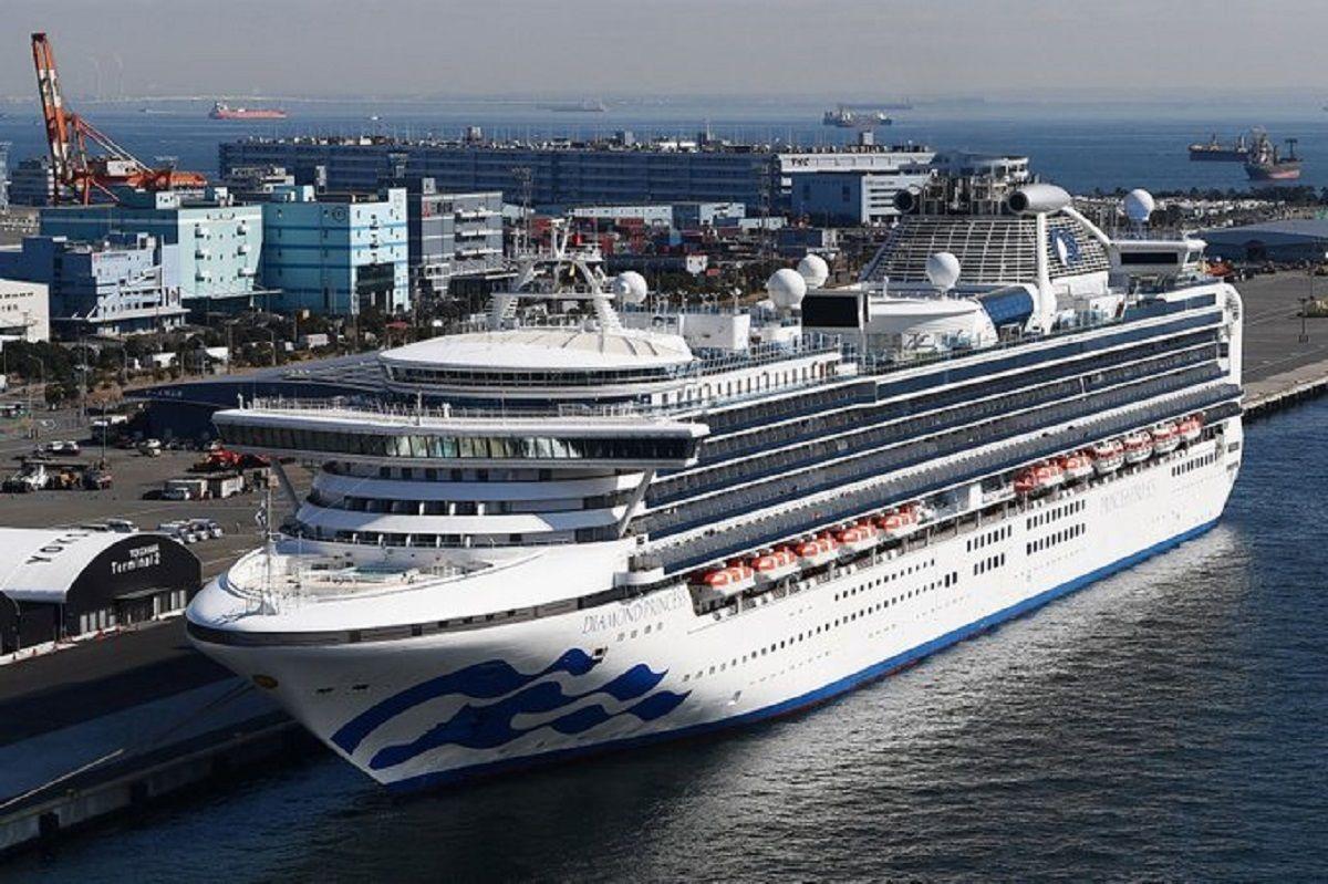 Coronavirus: detectaron 60 nuevos casos en el crucero varado en Japón