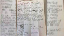La conmovedora carta de un nene de 8 años para cumplirle el sueño a su mamá con cáncer