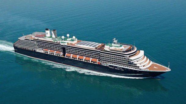 Crucero Westerdam