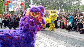 En La Plata decidieron suspender los festejos por el Año Nuevo chino