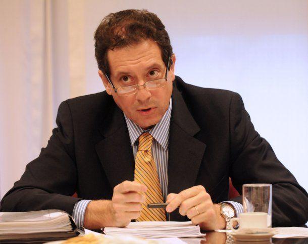 Miguel Ángel Pesce, titular del Banco Central