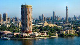 Egipto confirmó el primer caso de coronavirus en su territorio