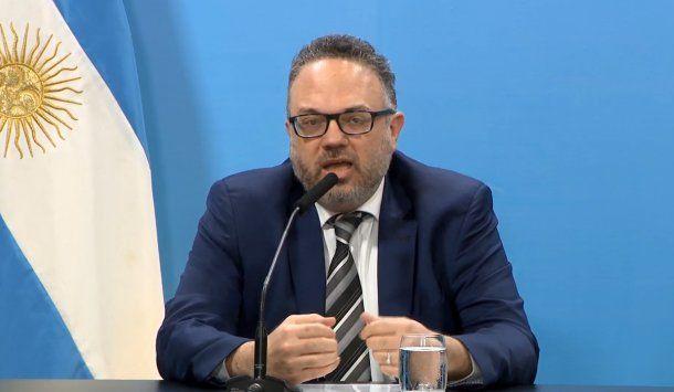 <p>Matías Kulfas, Ministro de Desarrollo Productivo de la Nación.</p>