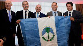 Gutiérrez inauguró el Hotel Hilton en Neuquén y participó de la entrega de Garden Tower Residences